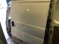 2006-2014 Peugeot boxer Citroen relay fiat ducato SWB MWB LWB side loading doors x 4 £80 each