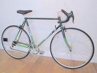 56cm Dawes Super Galaxy Reynolds 531 vintage tour/road bike - Eroica Ready!