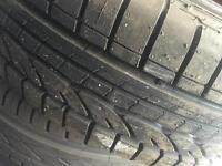 Vauxhall 4stud spare wheel