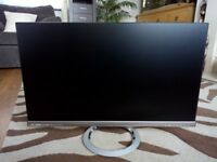"""ASUS MX279H 27 """" 1080P ULTRA THIN LED IPS Monitor BUILT IN SPEAKERS."""