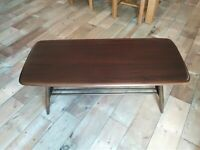 Ercol Vintage Windsor Coffee Table