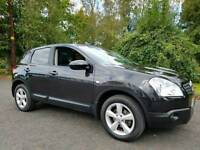 2008 Nissan Qashqai Tekna 1.5 DCI Tekna! HEATED LEATHER! XENONS! PAN ROOF! TOP SPEC!