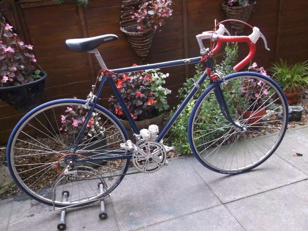 Vintage racing bike . Unknown brand.