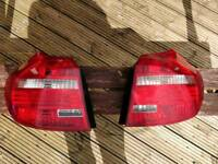 BMW 1 Series Rear Lights (Pair)