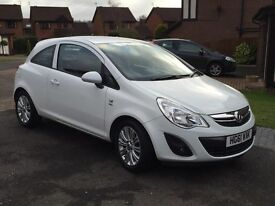 Vauxhall Corsa 1.4 Active 2012 (61 Plate)