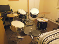7 piece Drumkit for sale
