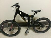 Brody down hill bike with tons of upgrades 1200 firm