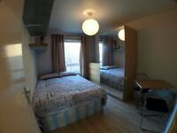 2 Bed flat available ASAP in a lovely international flat share close to Camberwell