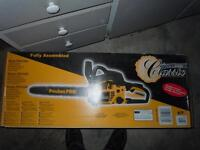 Poulan Pro Chainsaw- 42cc w/ 18 inch bar- Brand New
