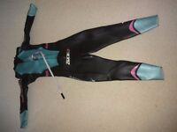 Ladies medium zone 3 wetsuit