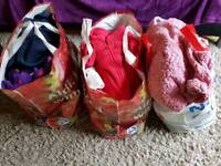 Baby girl clothes bundles 3-6