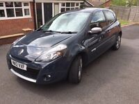 Renault Clio Dynamique TomTom, 1.2 Petrol, Full Renault Service History, Low Mileage