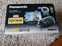 Panasonic HDC-SD900 HD Video Camera