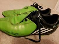 Adidas F10 Football boots