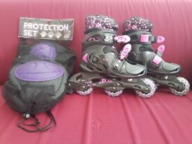 Roller blades size small to fit 31-34