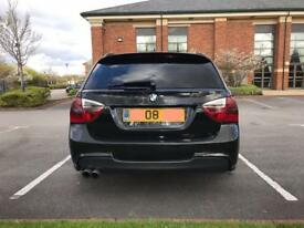 BMW 320 D E91 TOURING M SPORT BLACK