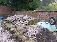 Free rubble (fill)