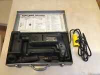 Black and Decker Professional Hammer Drill And Case P80 - 20 SDS 110volt