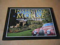 (INSPECTOR MORSE) Murder, Mystery board game. By Carlton games. Complete.