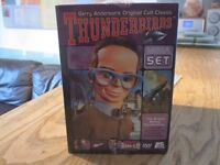 Thunderbirds COMPLETE dvd set SEALED Region 1 RARE VERSION
