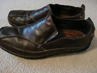 Pod Mens Leather Shoes