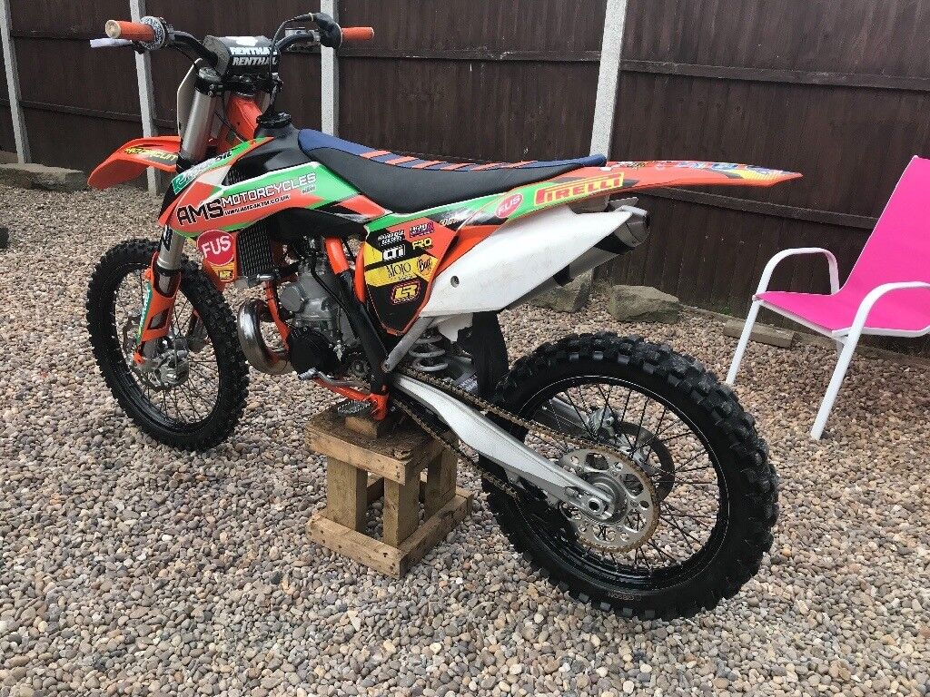 KTM 250 sx 2015 swaps for ktm 125 sx not 125 150 200 300 350 450