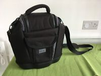 DSLR Camera Bag - fits three lenses - USA Gear, great condition