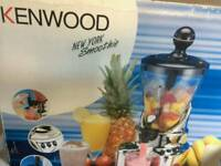 Kenwood juice