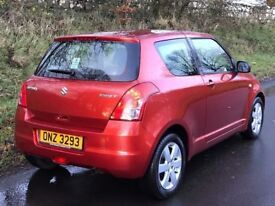 Immaculate 2010 Suzuki Swift 1.3 GLX 3dr, only 51k ,trade in considered, credit cards accepted