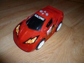 ELC battery operated Racing car