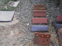 Ridge Tiles for Sale - Reclaimed