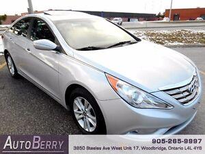 2011 Hyundai Sonata GLS **CERT E-TEST ACCIDENT FREE** $8,999