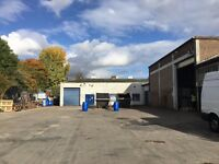 Warehouse Space and Office to Rent