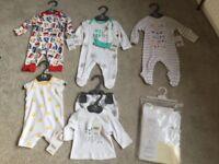 Brand new tiny baby clothes