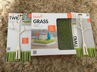 Brand New BOON baby bottle drying grass and twigs