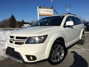 2014 Dodge Journey R/T Rallye AWD! NAV! Sunroof! AutoStart!