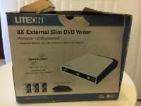 External CD / DVD Writer