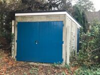 Garages bought for cash / for sale