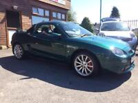1997 Rover MG F 1.8 VVC lots spent.