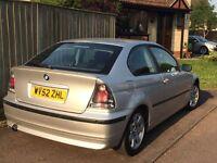 2002-2003 BMW 316 TI SE Compact