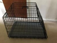 Dog carry/ transport crate