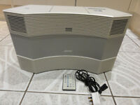 Bose acoustic Wave Cd 3000 with Remote-control Looks as New no a marks
