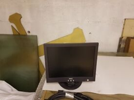"""UISED...USED DELL MONITORS 15"""" FOR SALE JOBLOT"""