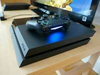 Playstation 4 in box