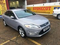 2011 FORD MONDEO 2.0 TITANIUM X DIESEL 6 SPEED MANUAL FULL SERVICE HISTORY