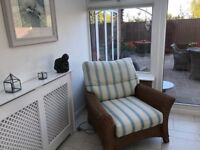 Multiyork conservatory furniture - two seater sofa and two chairs