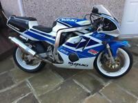 SUZUKI GSXR 400 SP2. Road or track bike pocket rocket may take px. Swap