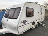 Bailey pageant /2berth 2005 motor mover awning px welcome