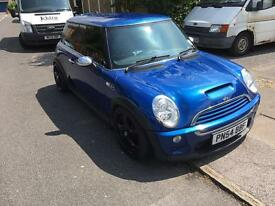Mini Cooper 1.6 supercharged