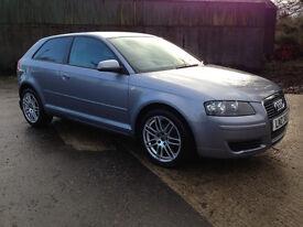2008 Audi A3 1.6 Se*Full Service History*Sat Nav*Parking Sensors*Great Condition*